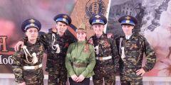 К акции  «Георгиевская ленточка» присоединились  все жители Шарыповского района