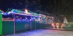 Определены две лучшие Новогодние придомовые территории муниципального округа