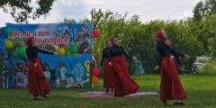 В селе Шушь отпраздновали 80-летие района